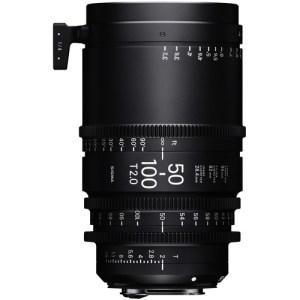 Kiralık Sigma 50-100mm Cine Lens