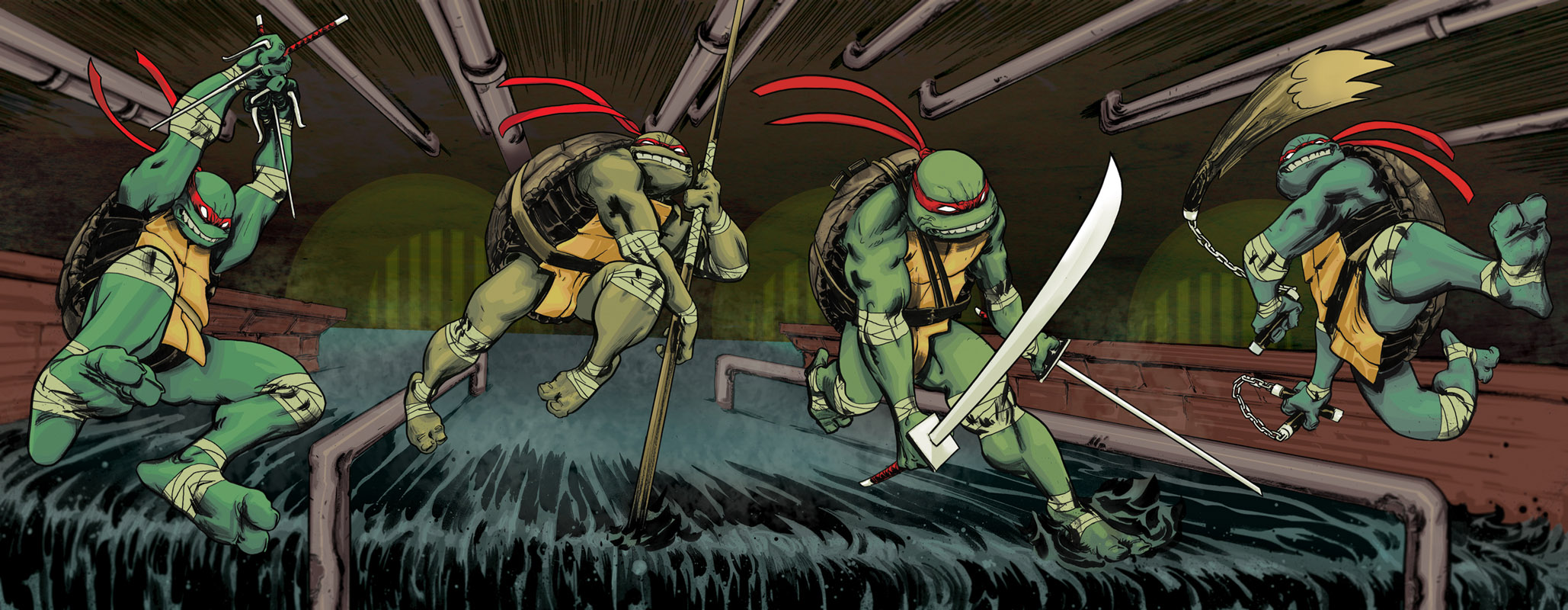 Kevin Eastman, Creator of Teenage Mutant Ninja Turtles Interview