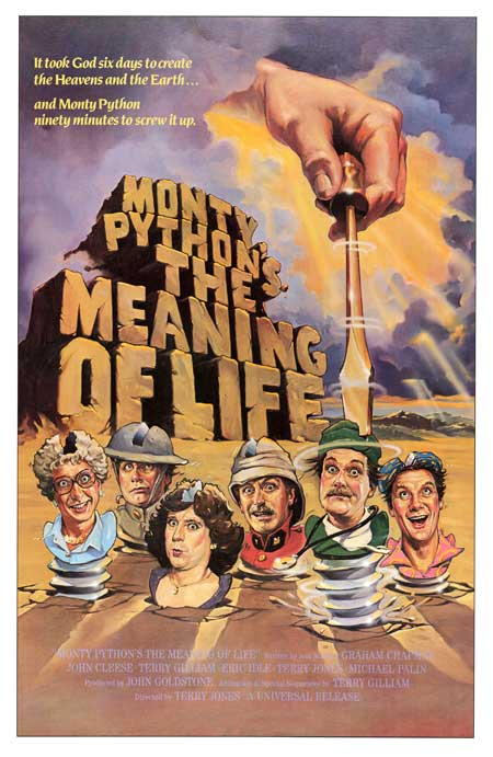 FilmFanatic.org » Monty Python's The Meaning of Life (1983)