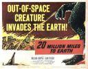 20 Million Miles Poster