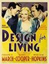 Design for Living Poster