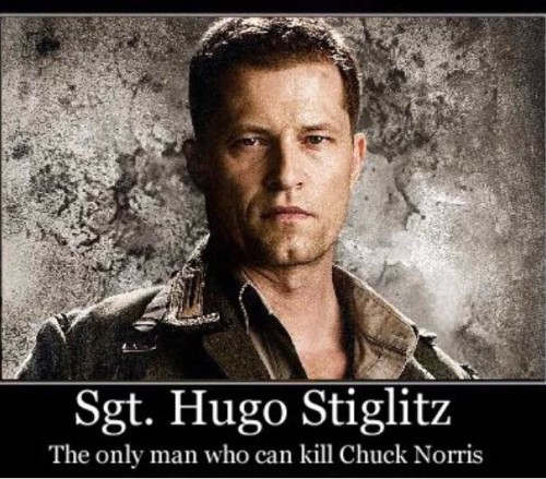 Photo: Til Schweiger in Inglourious Basterds Source: Til Schweiger Official Facebook Page