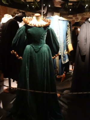 Costumes from The Girl King