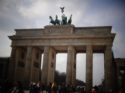 The Brandenburg Gate in Berlin © Sonja Irani / filmfantravel.com