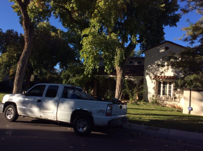 """Jesse's house from """"Breaking Bad"""""""