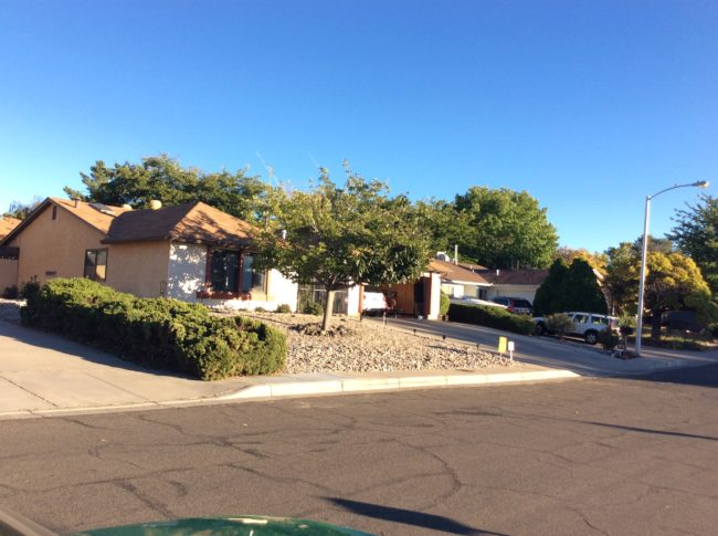 """Walter's house from """"Breaking Bad"""""""