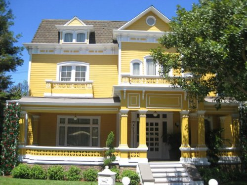 The house of Gaby and Carlos in Wisteria Lane. © filmfantravel.com / Sonja Irani