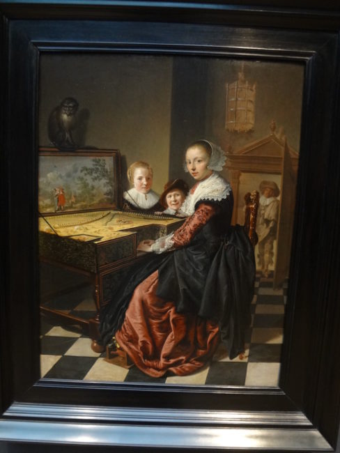 One of the masterpieces inside the Rijksmuseum!