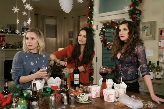 "Scene from ""A Bad Moms Christmas"". Photo: © STX Entertainment"