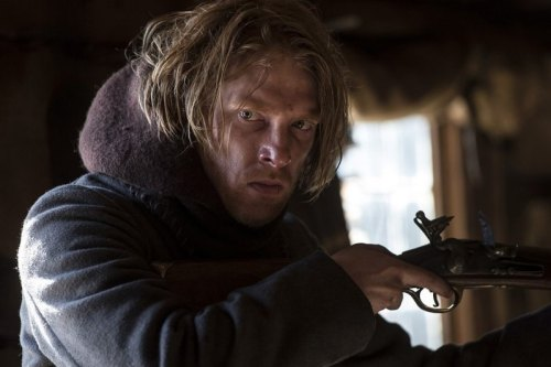 "Domhnall Gleeson in a scene from ""The Revenant"". © 2015 Twentieth Century Fox Film Corporation"