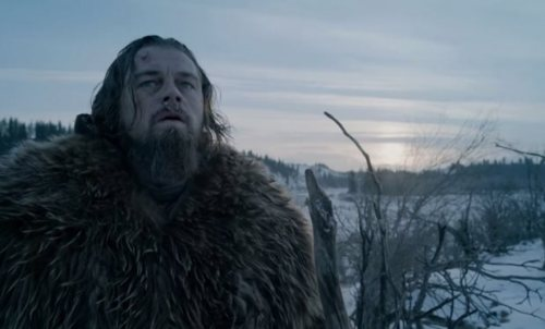 "Leonardo DiCaprio in a scene from ""The Revenant"". © 2015 Twentieth Century Fox Film Corporation"