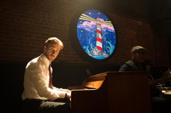 "Ryan Gosling in ""La La Land"". Photo by Dale Robinette / Lionsgate"