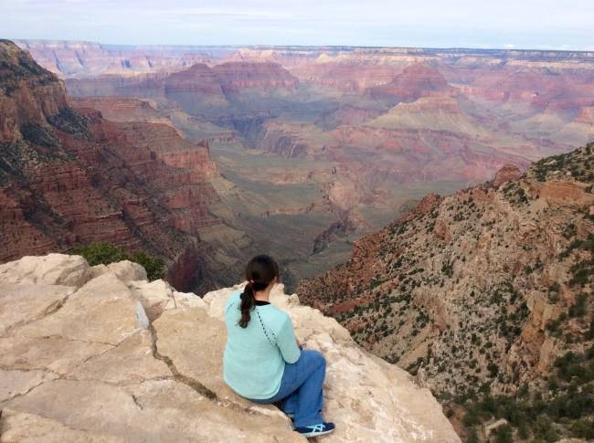 Me at the Grand Canyon