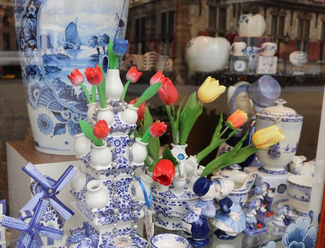 Famous Delft / Dutch things