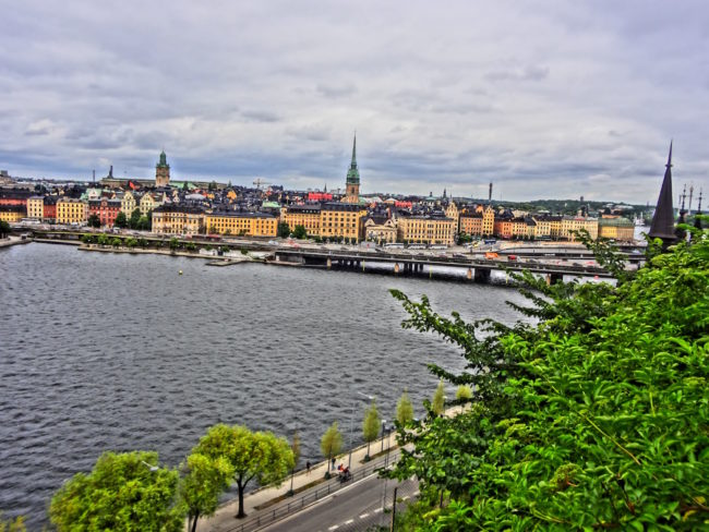 View of Stockholm. © Sonja Irani / FilmFanTravel.com