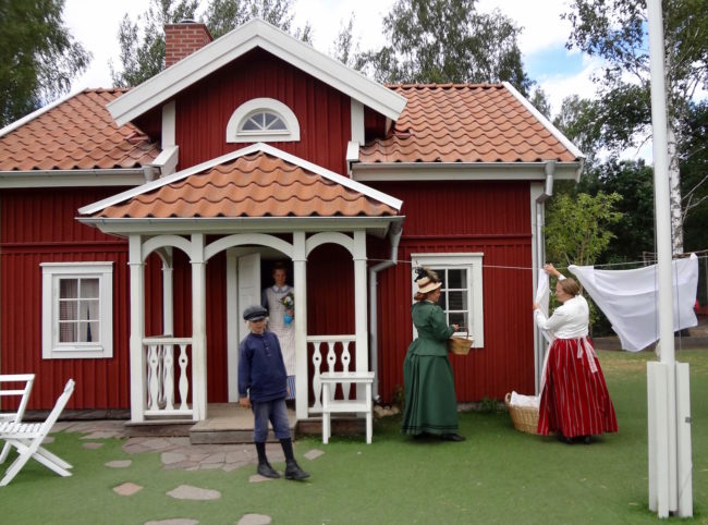 Astrid Lindgren's World in Småland, Sweden