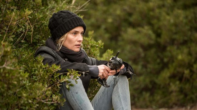 "Scene from ""In the Fade"": Katja seeking revenge. Photo by GORDON Photographie - © Warner Brothers/Gordon Timpen, SMPSP"