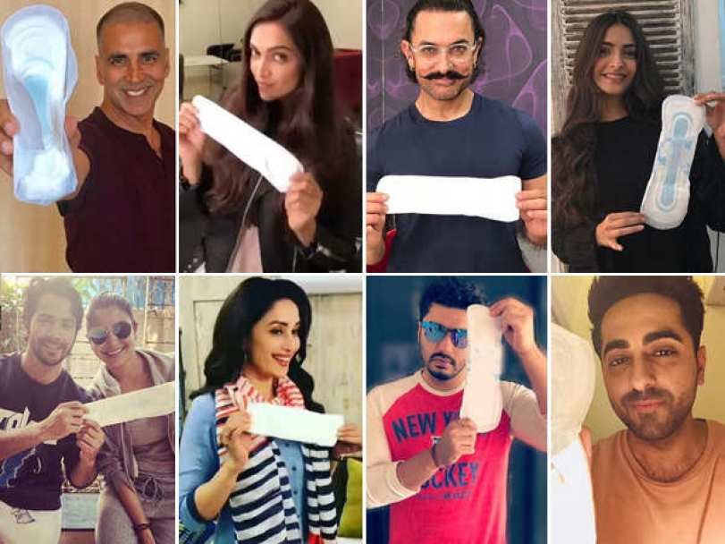 Image result for padman challenge