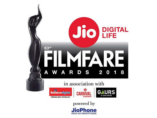 All you need to know about the 63rd Jio Filmfare Awards