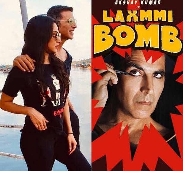Laxmmi Bomb Film Bollywood Mendatang 2020