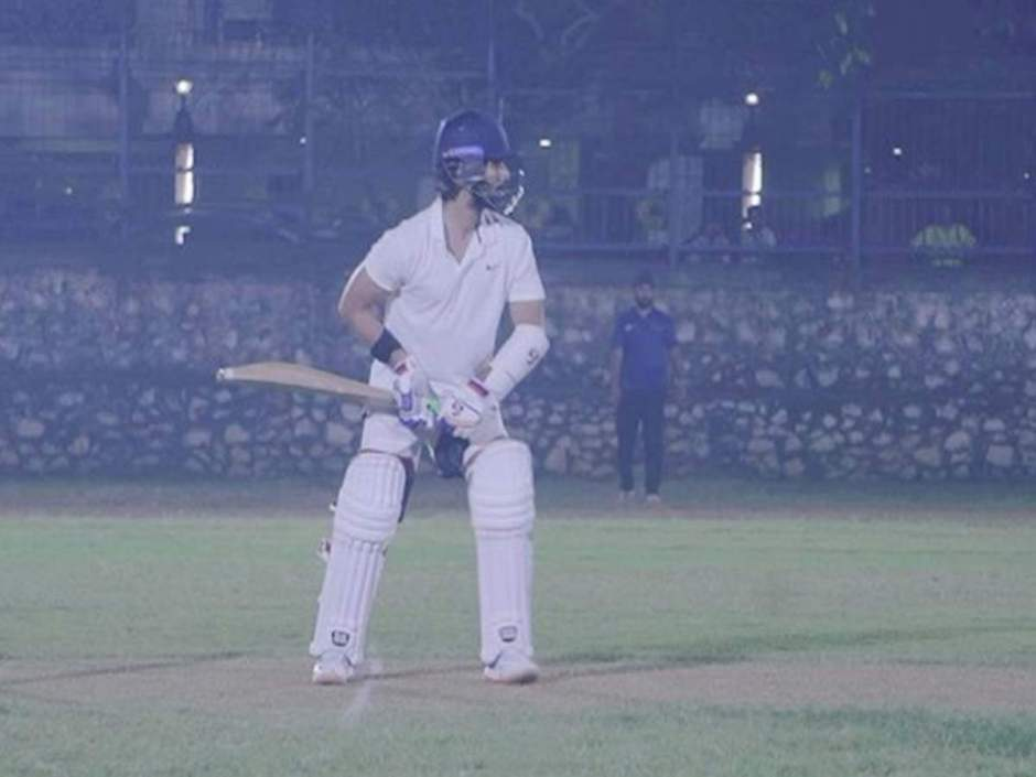 Shahid Kapoor completes shooting for Jersey