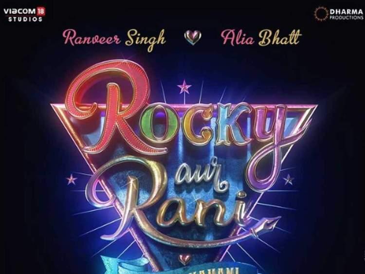 Rocky Aur Rani Ki Prem Kahani