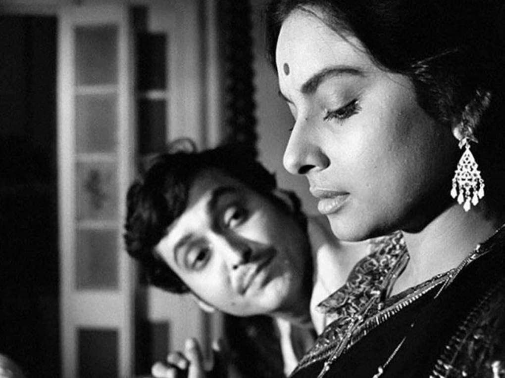 Madhabi Mukherjee Satyajit Ray