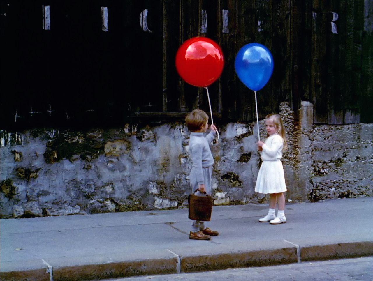 Resultado de imagen para el globo rojo pelicula