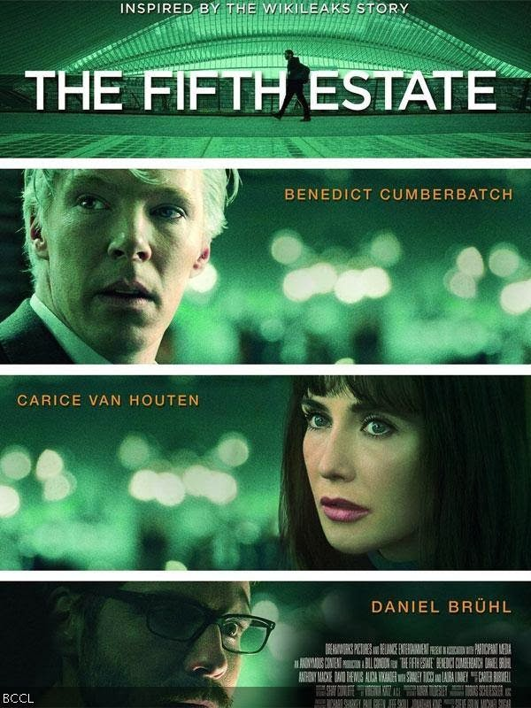 The Fifth Estate  FilmFisher