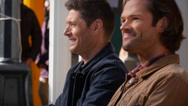 Supernatural 15x20 - source: The CW