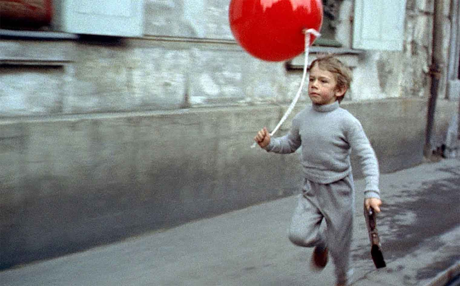 THE RED BALLOON AND A DOG'S LIFE