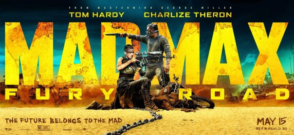 Mad Max Fury Road - Tom Hardy - 2015 Movies (1)