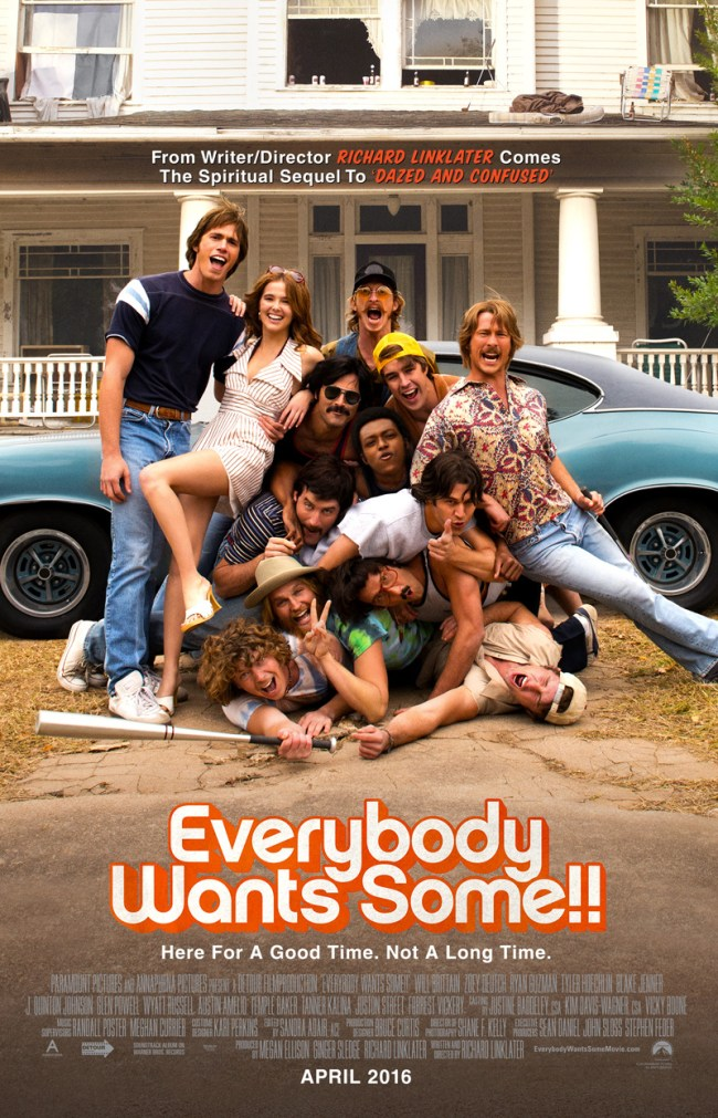 everybody wants some film