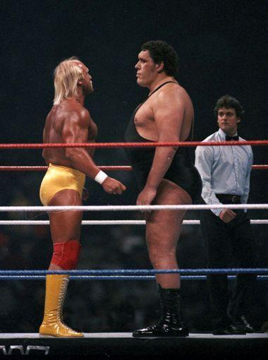 Andre vs Hogan WM3