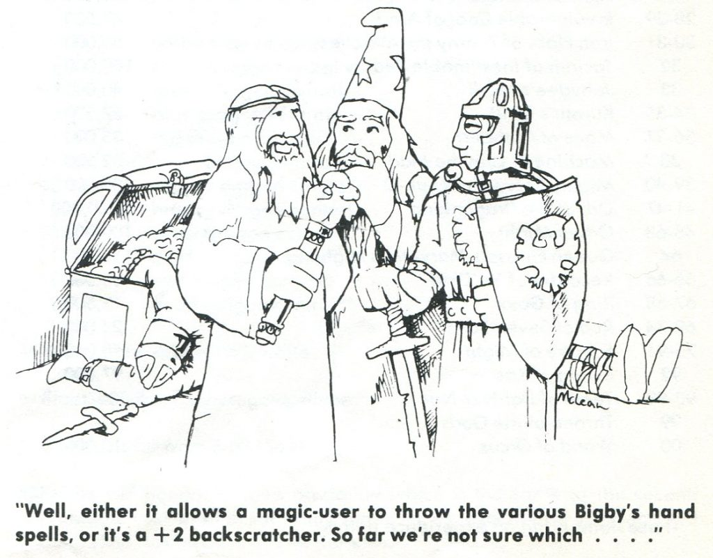Rolling Nostalgic : DUNGEONS & DRAGONS In Ye Olden Days