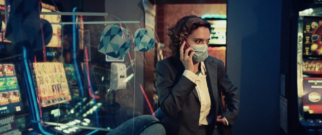 Katia Pascariu in Babardeală cu bucluc sau porno balamuc | Bad Luck Banging or Loony Porn by Radu Jude | ROU, LUX, HRV, CZE 2021, Competition | © Silviu Ghetie / Micro Film 2021