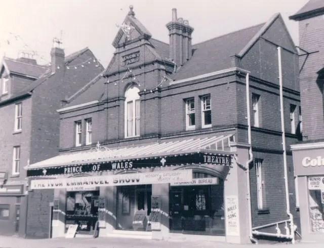 Theatr Colwyn Historic