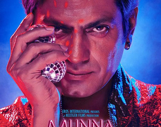 Nawazuddin's look from Munna Michael