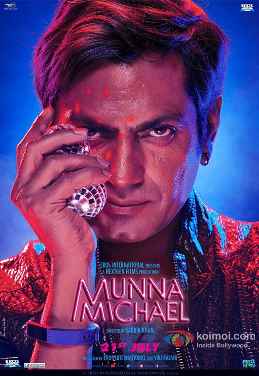 Nawazuddin's look from Munna Michael