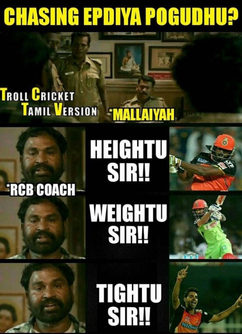 Cricket Funny Memes In Tamil : cricket, funny, memes, tamil, Funny, Indian, Cricket, Trolls, Memes, Photos, FilmiBeat
