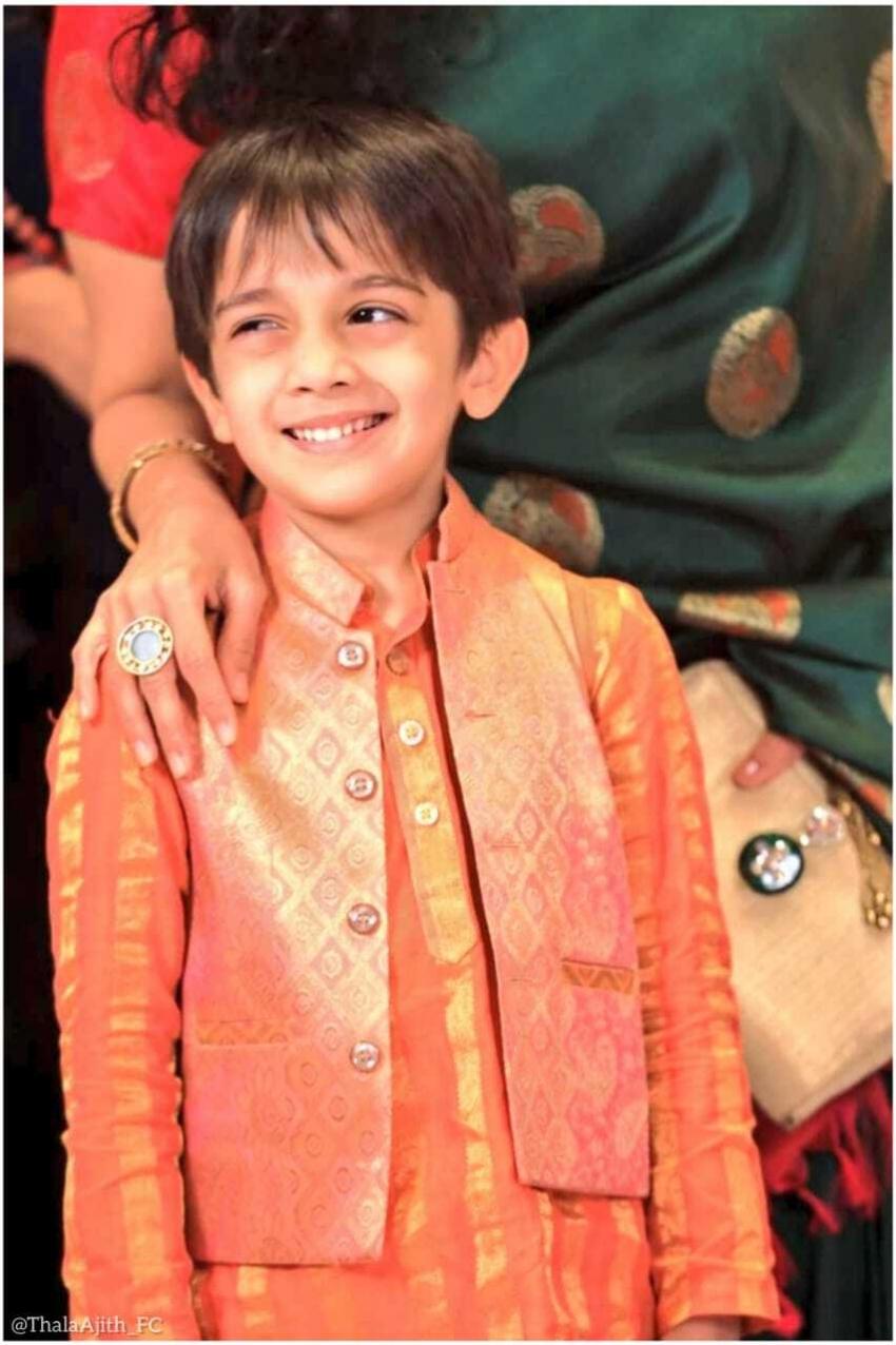 Ajith Kumar Family : ajith, kumar, family, Ajith, Kumar, Family, Unseen, Photos