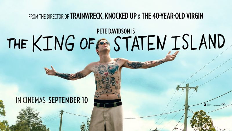 The King of Staten Island - FB banner