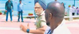 Watch Manmohan 'Singham' in Action : Must Read