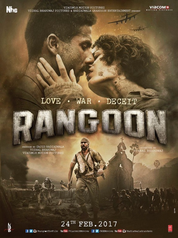 'Rangoon': Fearless Ideas, Flawed Execution
