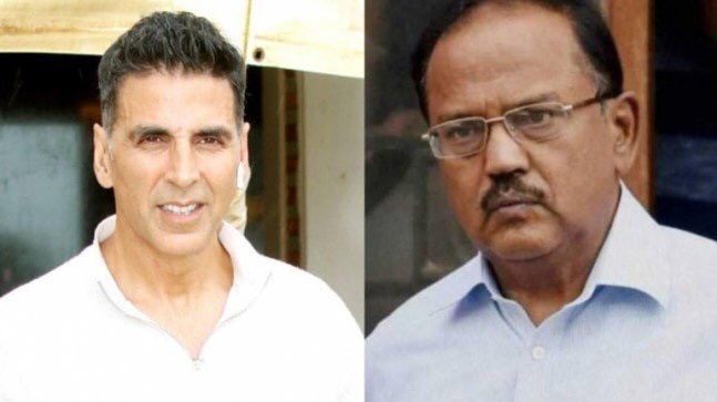Akshay Kumar To Play Ajit Doval!