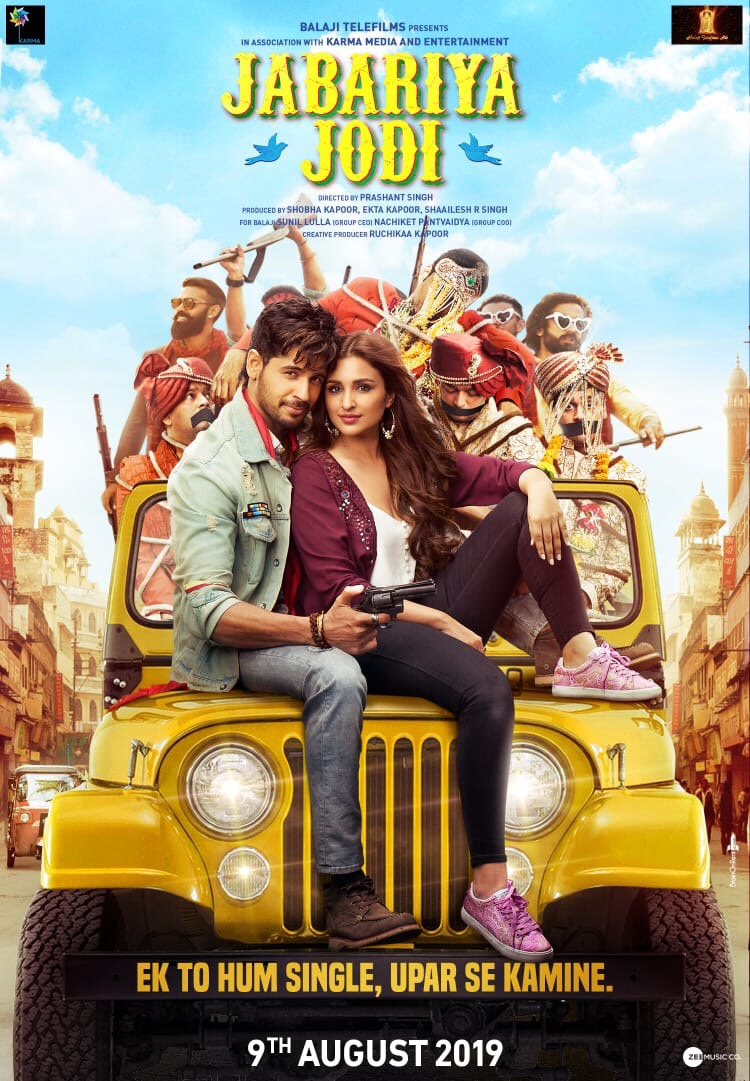 Film Review: Jabariya Jodi