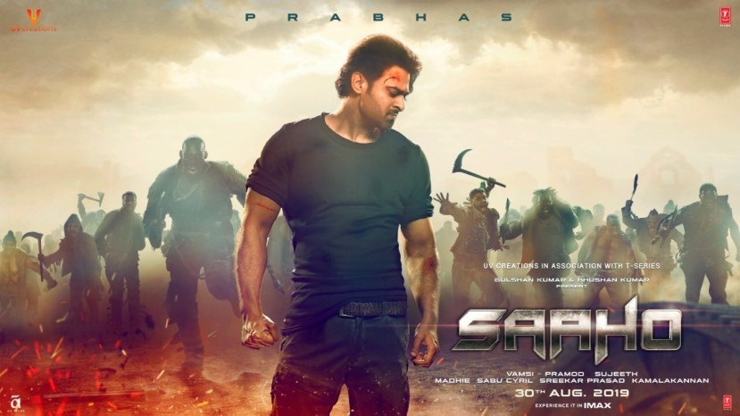 'Saaho' Trailer Out, Watch This Badass Trailer!