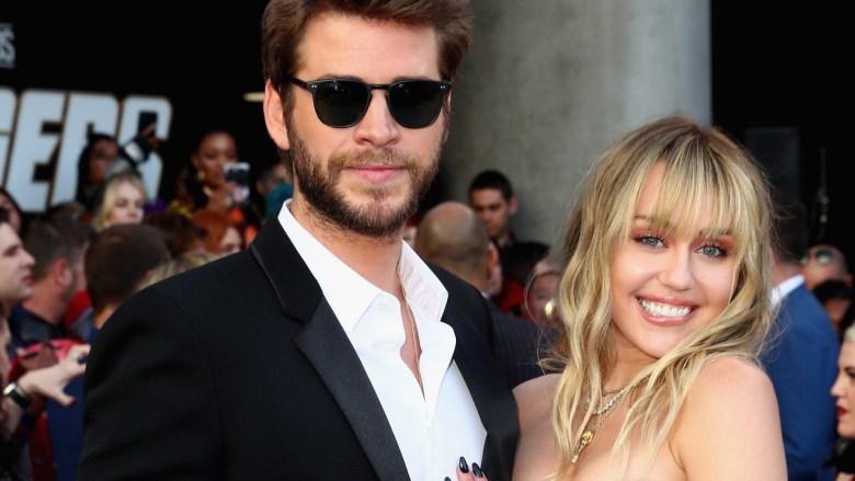 Liam-Miley Make Their Split Look Elegant!