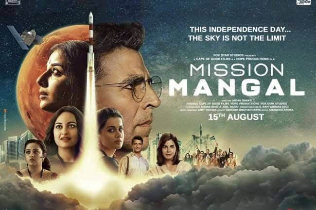 Mission Mangal Makes Entry In 100 Cr Club!