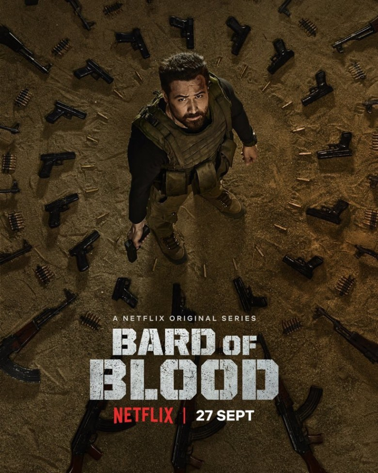 Shah Rukh Turns OTT With Bard Of Blood